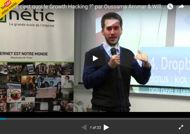 slideshare growth hacking