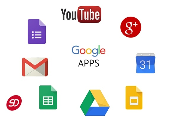google apps pour votre stratégie de marketing digital