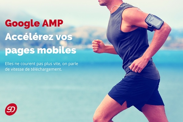 AMP Google Accelerated Mobile Pages