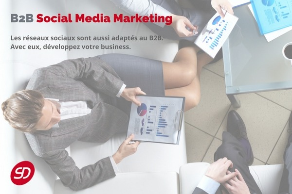 B2B Social Media marketing