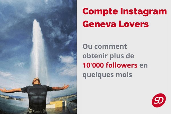 Compte Instagram Geneva Lovers