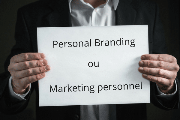 Personal branding - marketing traditionnel