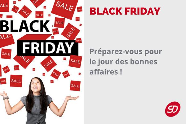 Black Friday, le jour des bonnes affaires en Suisse