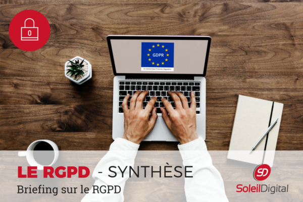 RGPD - Briefing