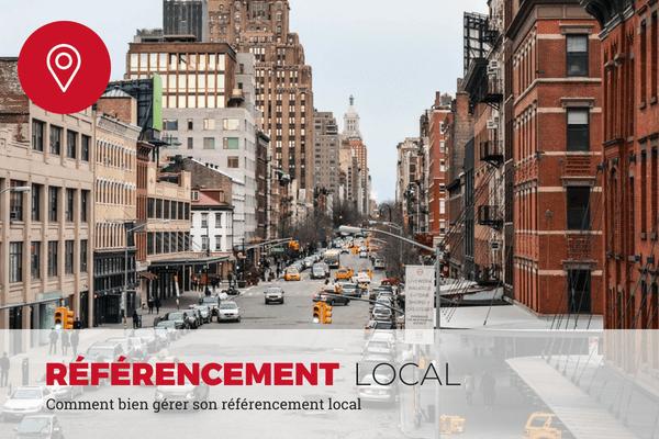 gérer son référencement local