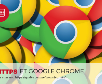 Google Chrome et les sites non https