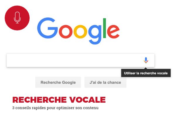 3 conseils pour optimiser son contenu pour la recherche vocale