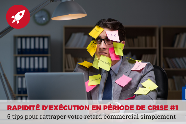 rattraper retard commercial marketing