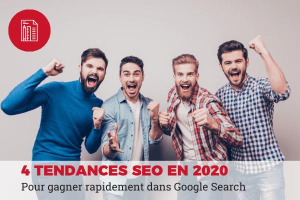 4 tendances seo 2020