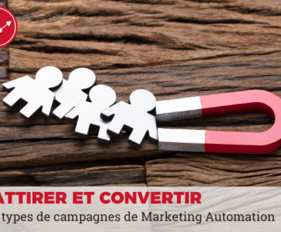 attirer convertir prospects marketing automation