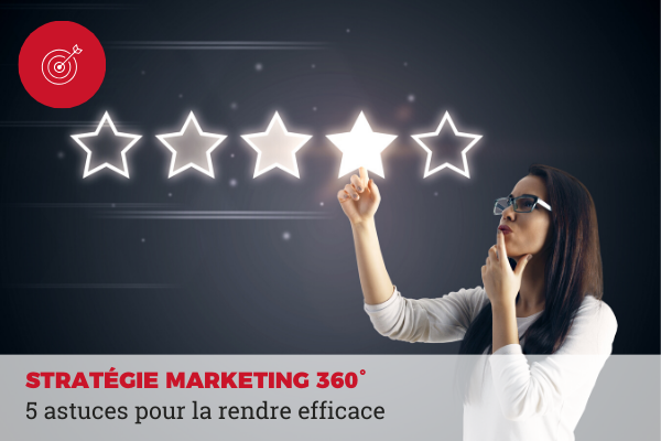 strategie marketing 360°