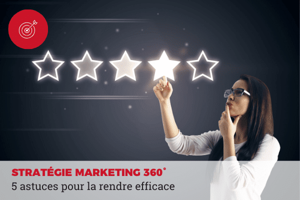 strategie marketing 360