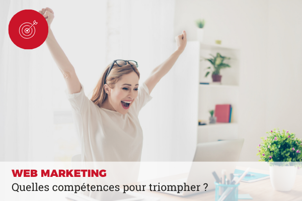 compétences web marketing