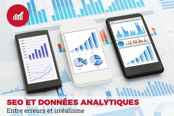 seo et données analytiques
