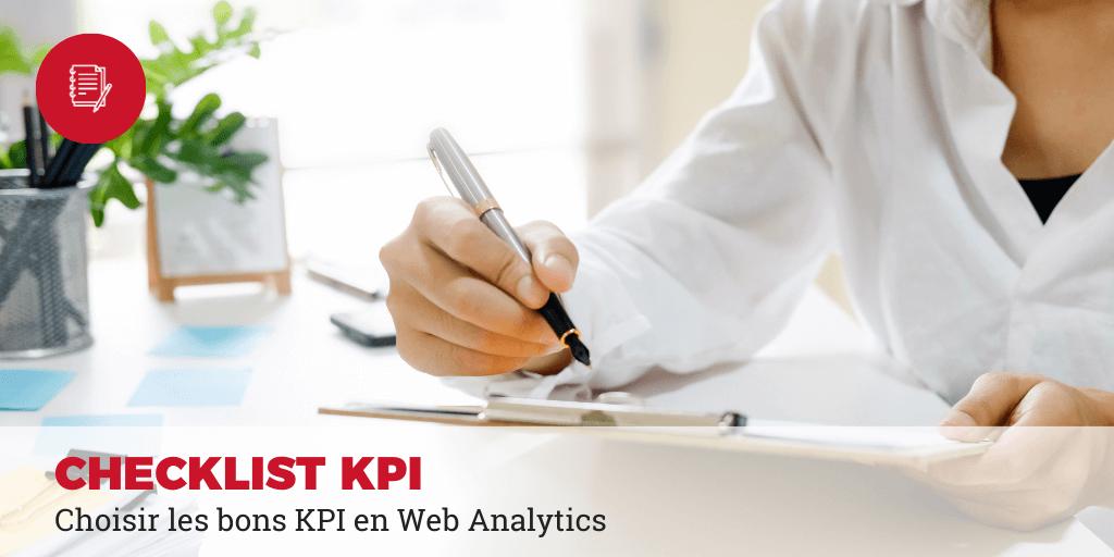 checklist kpi