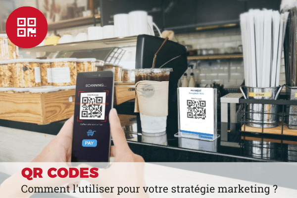 qr code pour votre stratégie marketing