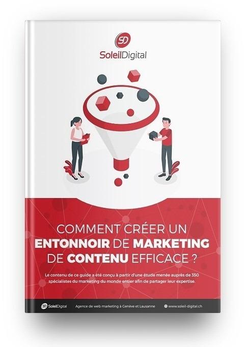 guide webmarketing entonnoir contenu