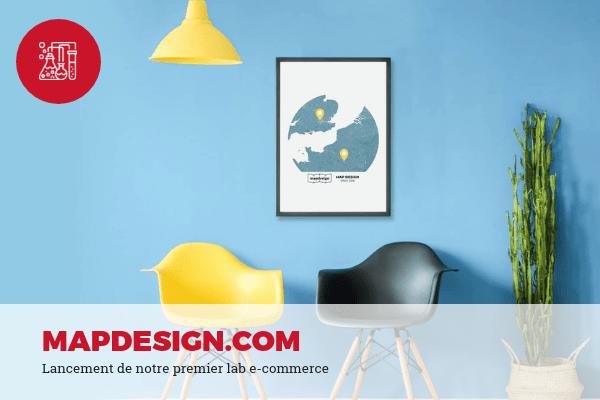 lancement de mapdesign.com