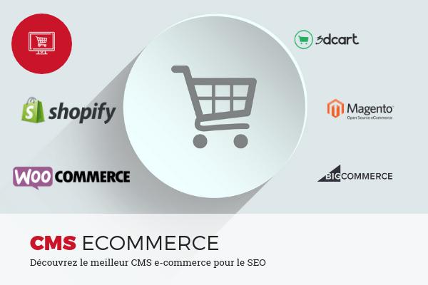 Meilleur CMS e-commerce pour le SEO