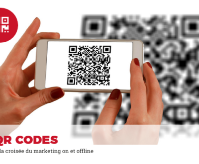 QR Codes et le marketing on et offline